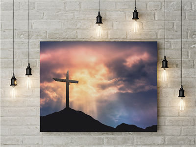 Church Canvas Prints
